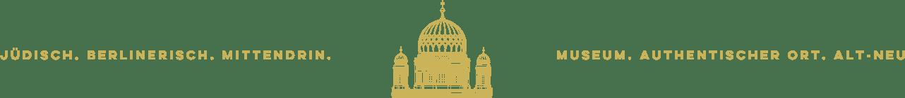 Centrum Judaicum Logo