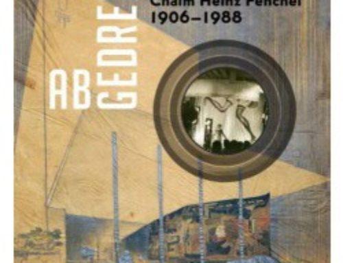 abgedreht! Bühnenwelten – Lebenswelten. Stage Designs – Living Spaces. Chaim Heinz Fenchel (1906–1988)