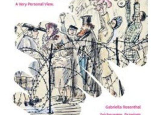 Gabriella Rosenthal. Es war einmal in Jerusalem.   A Very Personal View   Zeichnungen. Drawings. Palestine / Israel, 1938–1955