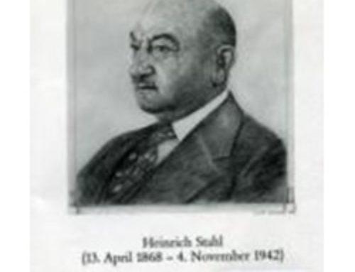 Heinrich Stahl