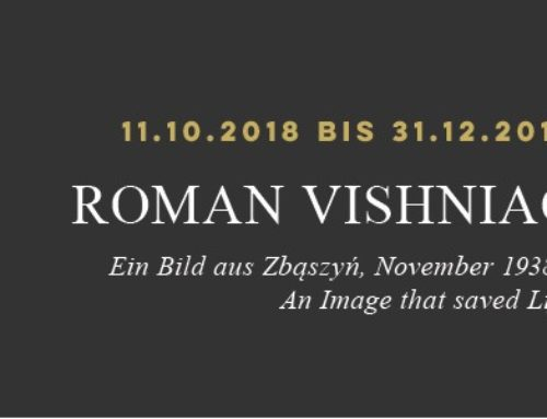 ROMAN VISHNIAC   Ein Bild aus Zbąszyń, November 1938   An Image that saved Life